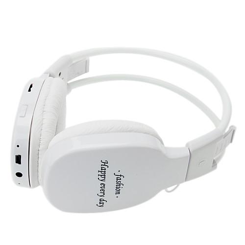 FM-радио для наушников Беспроводные стерео наушники TF карта телефонов MP3-плеер Lightinthebox 858.000