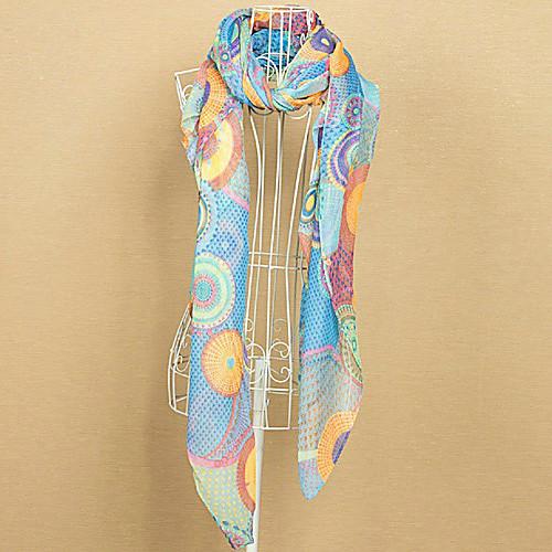 Мода Богемия Красочный шарф Lightinthebox 601.000
