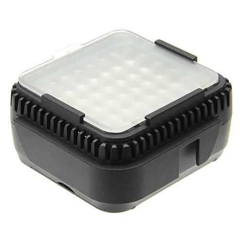 Pro 48 светодиодные лампы видео Лампа для Canon Nikon DSLR камер DV видеокамеры CN-LUX480 Lightinthebox 901.000
