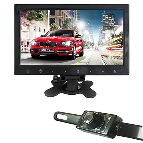 10,1 дюймов Высокое качество Super Slim TFT-LCD кузова Наряду монитор с камеры системы парковки Lightinthebox 5285.000