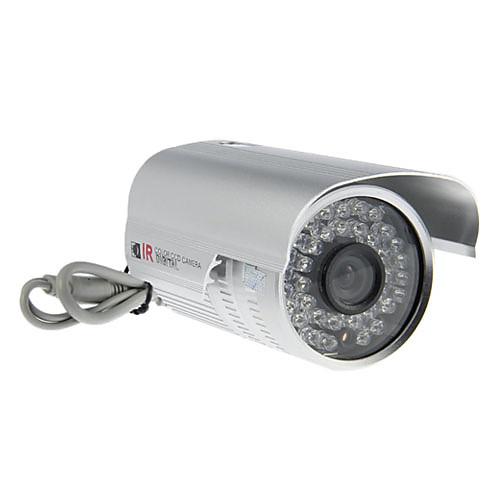 CCTV видеонаблюдения 700 ТВЛ Водонепроницаемый День Ночь ИК Пуля камера с 1/3 дюйма Sony CCD Lightinthebox 1718.000