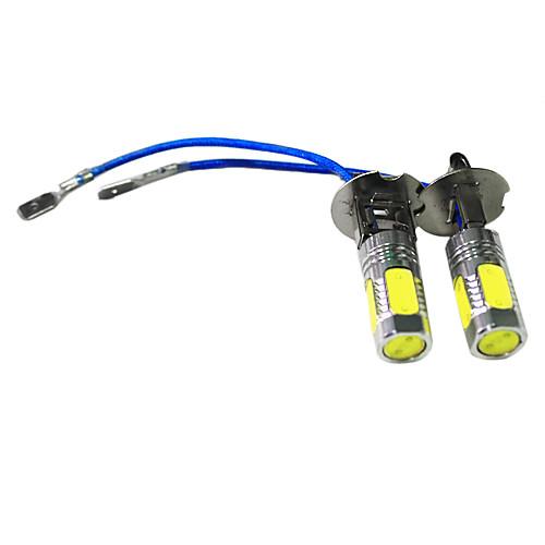h3 9-5050 SMD делает флэш привело автомобиль противотуманные фонари (1 пара) Lightinthebox 214.000