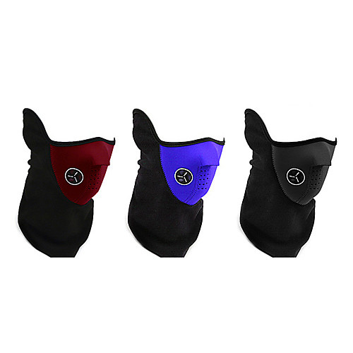 Велосипедная маска-фильтр от пыли, закрывающая поллица