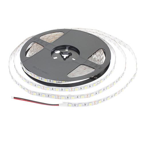 Лента светодиодная 120W 10M 600x5050 SMD холодный белый свет (DC12V) Lightinthebox 2148.000