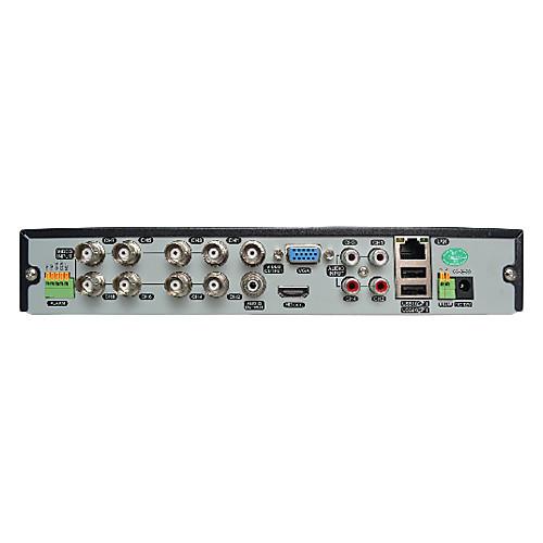 8 канальный DVR NVR HDVR H.264 автономный видеонаблюдения безопасности рекордер видеонаблюдения Lightinthebox 3007.000
