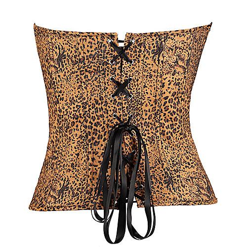 Дарлинг Одежда Женская Кофе сексуальный корсет Lightinthebox 515.000