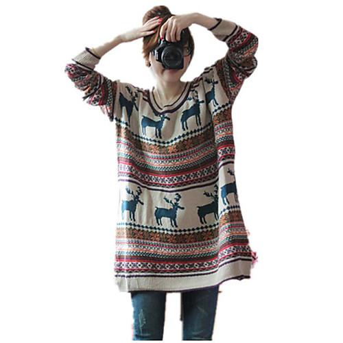 материнства оленей jacquared свитер Lightinthebox 1116.000