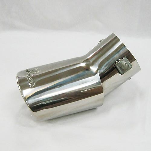 Универсальная из нержавеющей стали глушитель выхлопной трубы автомобиля (63mm-Внутренний диаметр) LMC-M-065 Lightinthebox 687.000