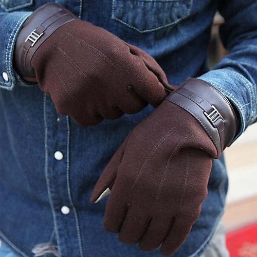 Толстые шерстяные перчатки Lightinthebox 858.000
