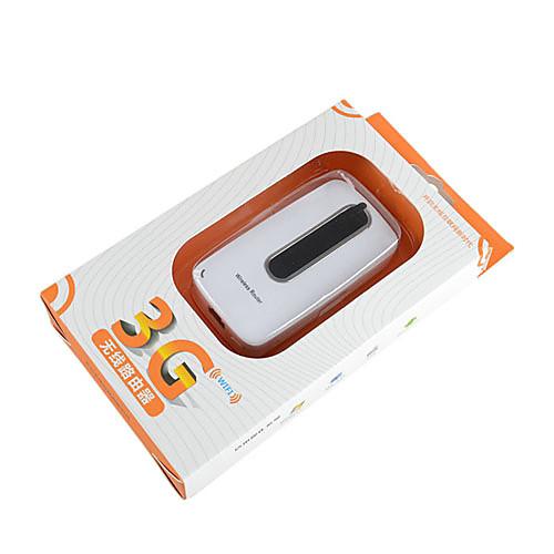 WiFi маршрутизатор портативный со слотом для SIM 3000mAh Power Bank Not 4G Lte Lightinthebox 2019.000