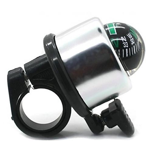 Серебристый велозвонок с компасом Lightinthebox 128.000