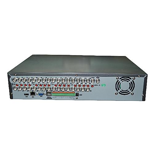 16 канальный DVR NVR HDVR H.264 автономный видеонаблюдения безопасности рекордер видеонаблюдения Lightinthebox 11601.000