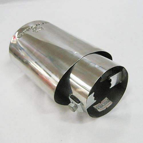 Универсальная из нержавеющей стали глушитель выхлопной трубы автомобиля (63mm-Внутренний диаметр) LMC-M-063 Lightinthebox 472.000