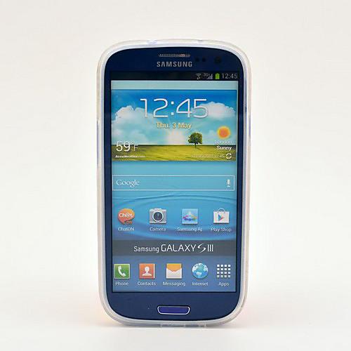 Несколько элементов ТПУ IMD мягкий чехол для Samsung Galaxy S3 I9300 Lightinthebox 171.000