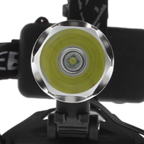 Водонепроницаемый светодиодный налобный фонарь 1600LM CREE XM-L T6 (218650) Lightinthebox 644.000