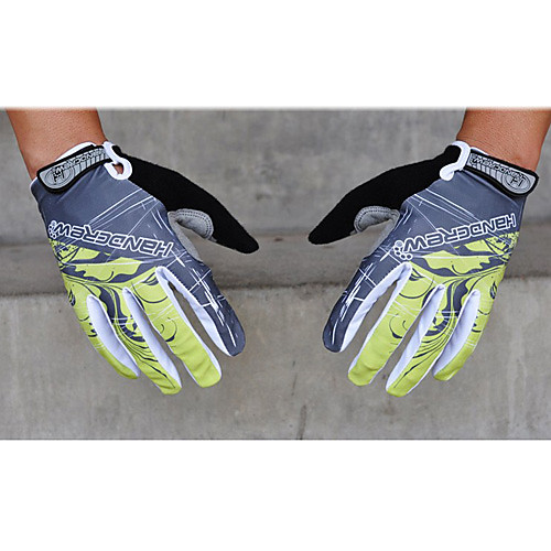 HANDCREW катания на горных велосипедах Полный перчатки пальцев Lightinthebox 730.000