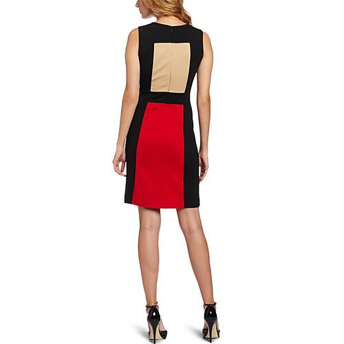 S & Z Женские Классические Сращивание платье Lightinthebox 558.000