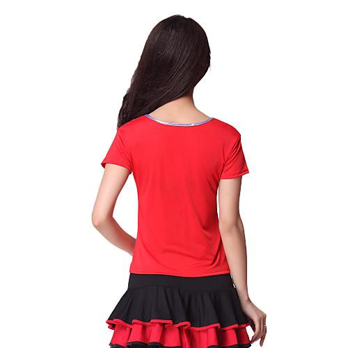 Танцевальная одежда вискоза латинских танцев Юбка для дам (больше цветов) Lightinthebox 669.000