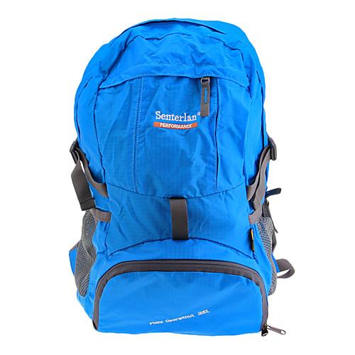 Прочный Senterlan 2197 Складной Водонепроницаемый двухместные плеча рюкзак для активного отдыха - Royalblue Lightinthebox 1275.000