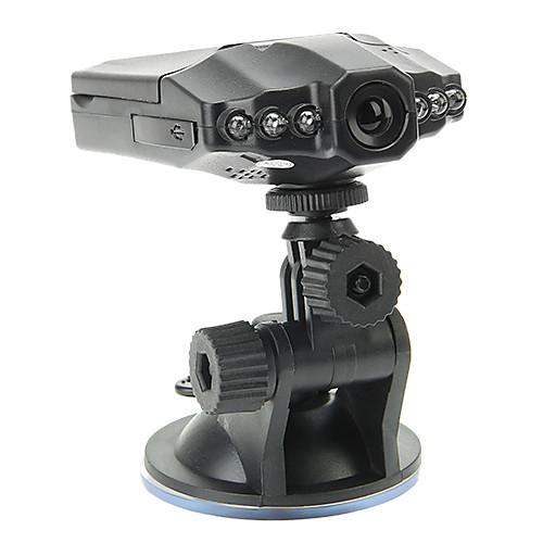 Автомобильный видеорегистратор с 2,5-дюймовым TFT-LCD экраном HD720P, с углом разворота на 270 градусов и поддержкой ночного видения Lightinthebox 558.000