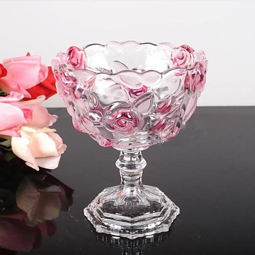 Цветение Rose Тарелка с фруктами Lightinthebox 816.000