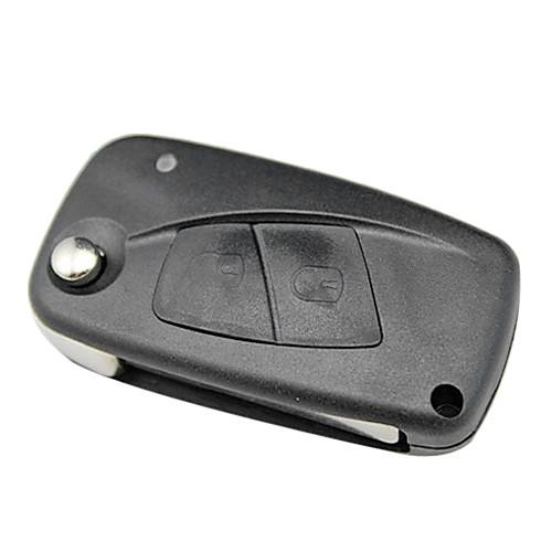 2-кнопочная складывающиеся дистанционная ключевая для Fiat Lightinthebox 515.000