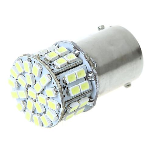 1156 BA15S 50 1206 SMD светодиодные лампы белого поджав хвост Тормозная Стоп лампа лампы Lightinthebox 128.000
