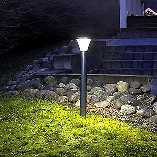 13PCS 0.14W супер ярких белых светодиодов Минималистский солнечный свет лужайки