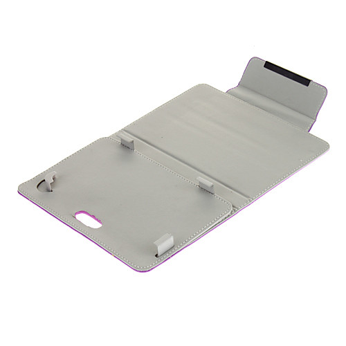 360 градусов вращающийся чехол с подставкой для 7-дюймовый планшетный (фиолетовый) Lightinthebox 300.000