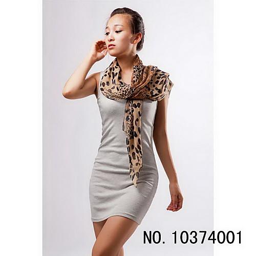 леопарда печатных горячие типы длинный шарф Lightinthebox 257.000