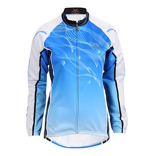 MYSENLAN2013 женские осень и зима стиле баттерфляй Дизайн Велоспорт куртка с двойными Композитный руно Lightinthebox 2234.000
