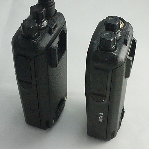 IP67 Водонепроницаемый 7W UHF 400-480MHz Walkie Talkie ZT-V1000 Lightinthebox 3437.000