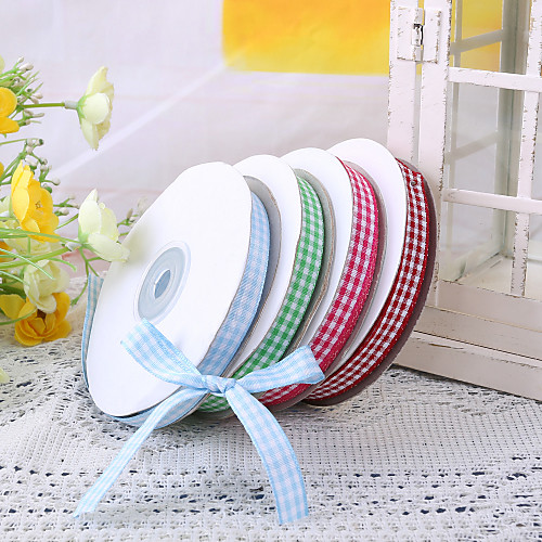 Плед ленты Подарочные упаковки украшения (больше цветов) Lightinthebox 139.000