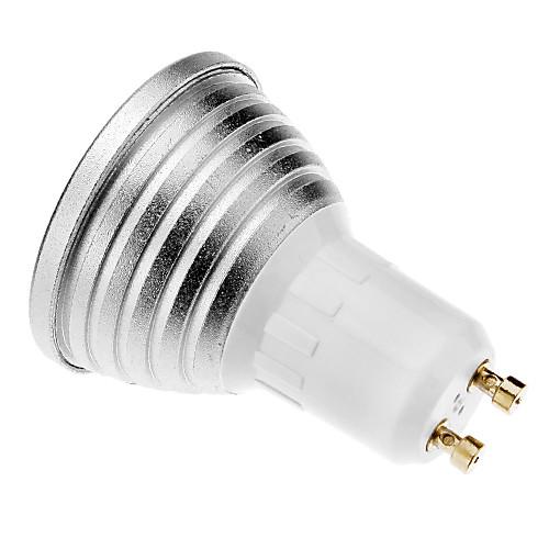 Точечная светодиодная лампа-спот GU10 3W RGB (85-265В) Lightinthebox 386.000