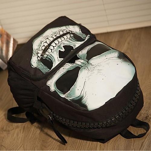 Punk Череп Тип Стильный рюкзак Lightinthebox 1589.000