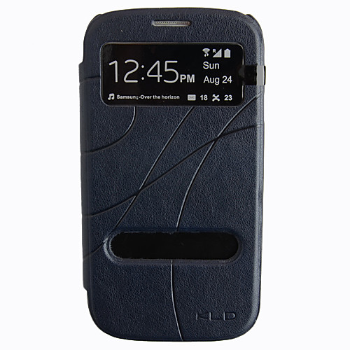 Skylight вогнутые и выпуклые текстуры кожаный чехол для Samsung I9300 Galaxy S3 (разных цветов) Lightinthebox 343.000
