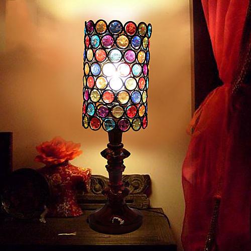 Ретро Великолепный ручной Art Classic кровати / Настольная лампа Lightinthebox 3007.000
