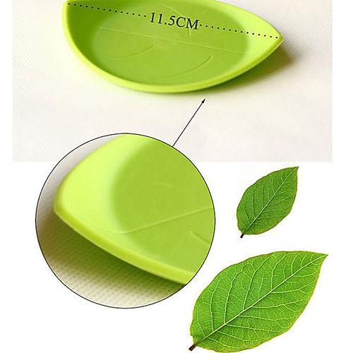 Трехмерный форме листьев коврик (случайный цвет) Lightinthebox 85.000