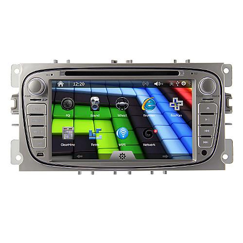 7-дюймовый 2 Дин В-Dash DVD-плеер автомобиля для Ford Focus 2011-2012 с GPS, BT, ставку, выстр Lightinthebox 8980.000