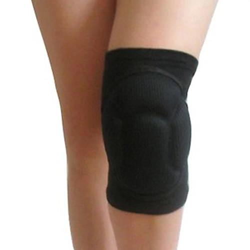 Спорт на открытом воздухе черные прокладки губки Колена Lightinthebox 515.000