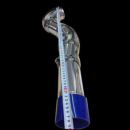 Универсальный алюминиевый Всасывающая труба / труба комплект W / O Воздушный фильтр синий Lightinthebox 2019.000