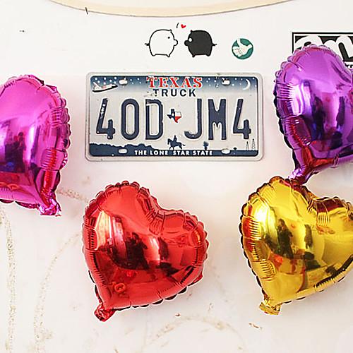 в форме сердца воздушный шар фольги (больше цветов, 1 шт) Lightinthebox 15.000