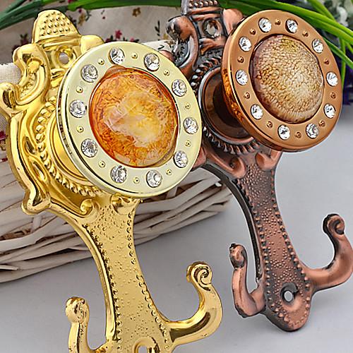 Круглые Стекло Royal европейских Holdbacks (одна пара) Lightinthebox 644.000