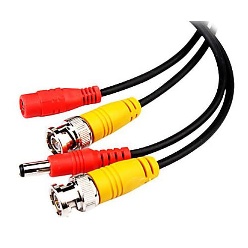 30 метров (или 98 футов), BNC видео и мощность 12 В постоянного тока встроенным кабелем Lightinthebox 601.000