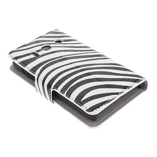 Zebra полосой шаблон Полный Дело Корпус с карты памяти для HuaWei Y300 Lightinthebox 265.000