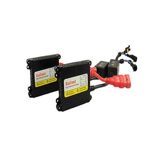 DC тонкий HID комплект би ксенон h4 ч / л луч ксеноновые лампы 12V 35W 6000K Lightinthebox 1245.000