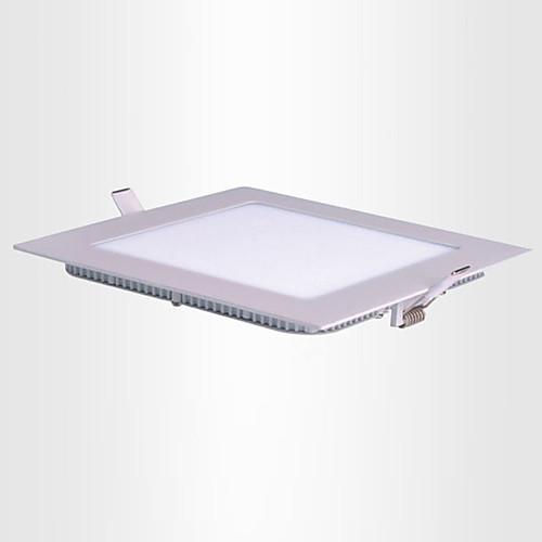 Светодиодная панель, 15 Свет, Современный Литье ультратонких площадь Алюминиевый ПК Lightinthebox 1288.000