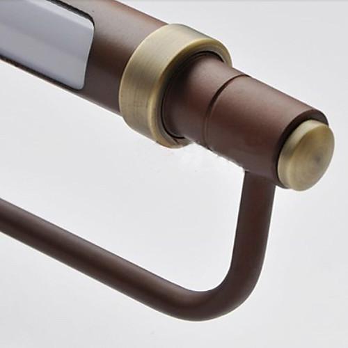 Светодиодные лампы включена ванной Бра, 1 Light, Classic Metal-коричневой окраской Lightinthebox 4296.000