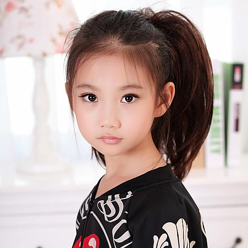 13.77Inch 100% Kanekalon Snythetic волос шт хвост для детей Lightinthebox 1374.000