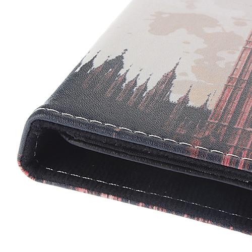 Шаблон британский стиль Общий случай с ручкой и экран протектор для 8 'Google / Asus / Amazon Tablet Lightinthebox 558.000